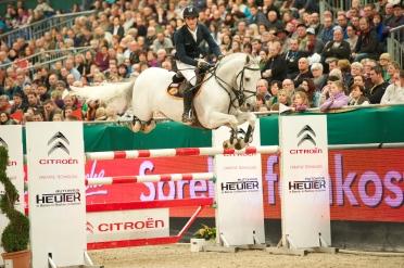 Olivier Philippaerts (BEL) and Cabrio van de Hefffinck